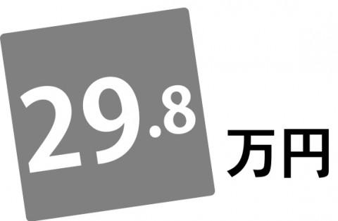 ブライダルセット¥298,000(税込)