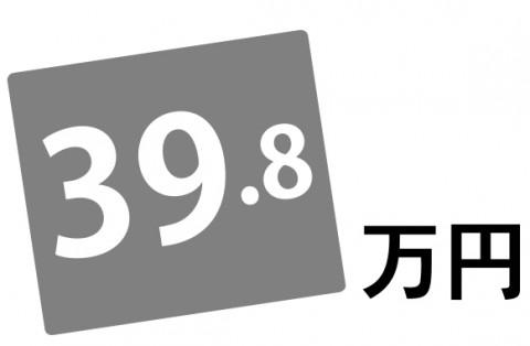 ブライダルセット¥398,000(税込)