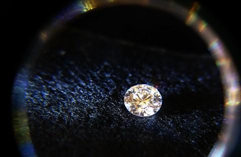 PT 0.5ct 3EX ダイヤモンドNC