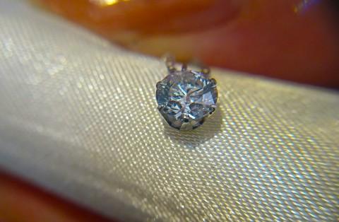 Fカラー EX ダイヤモンドネックレス