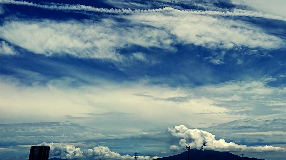 Blue Sky。