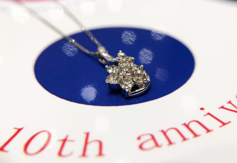 スイート10ダイヤモンド。